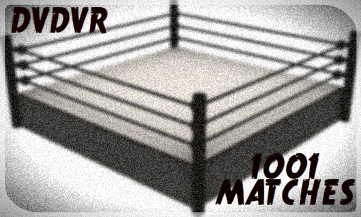 1001 MATCHES – WrestleMania