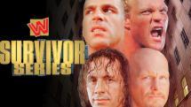 DVDVR 1 OFF: Survivor Series 1996